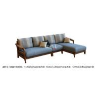 H1901(转角+1R/无扶手)沙发垫[ZR12-5布]