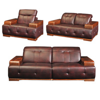 N09705NA(1+2+3)功能沙发[519#半皮]