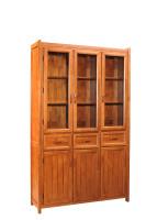 J12502B三门书柜