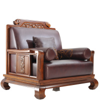 YM12001AU(1R)沙发[159#半皮]