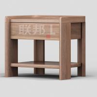 V2122VB床头柜[实木抽面]