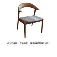 H1903T软包书椅[M2045B-3布]