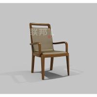 N18713NE书椅[YH522-5半皮]