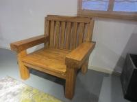 SY1201单人沙发(不含坐垫)(榆木)改座板4CM(新)
