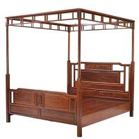 YM12003AU(1.8M/床板)架子床
